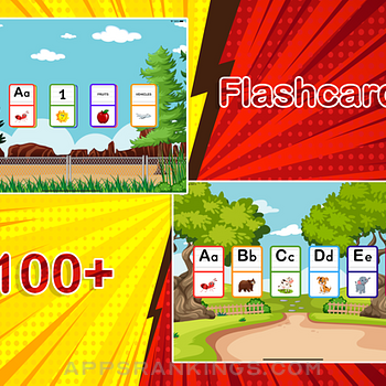 KIDS Flashcards Ipad Images