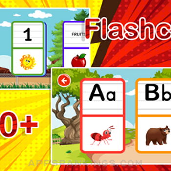 KIDS Flashcards iphone images