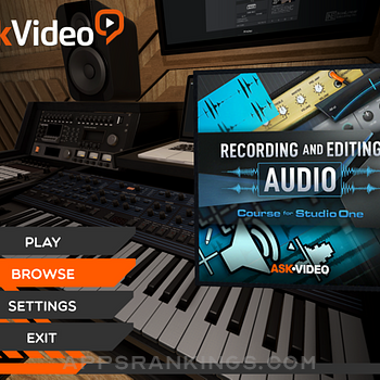 Audio Course for Studio One 5 Ipad Images