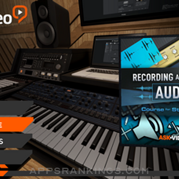 Audio Course for Studio One 5 iphone images
