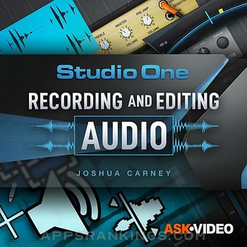 Audio Course for Studio One 5 app description and overview
