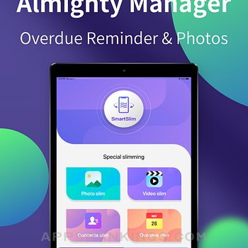 Almighty Manager Ipad Images