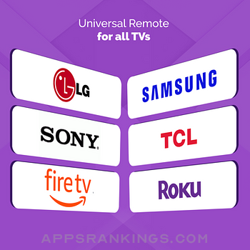 TV Remote - Universal Control Ipad Images