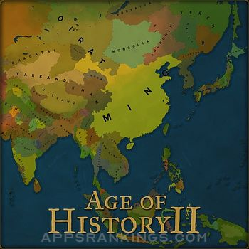 Age of History II Asia app description and overview