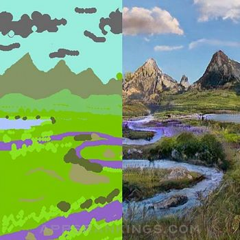 Drea: AI Generated Landscapes app reviews and download