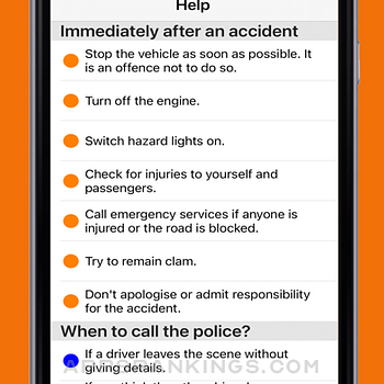 Accident Report Pro - xCrash iphone images