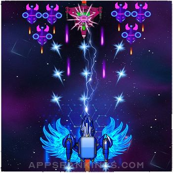 Alien Galaxy Space Attack app overview, reviews and download