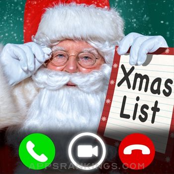Call from Santa at Christmas app overview, reviews and download