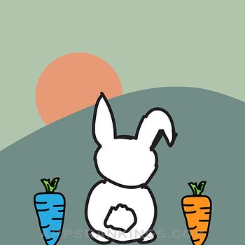 Bunny the Carrot Cruncher app overview, reviews and download