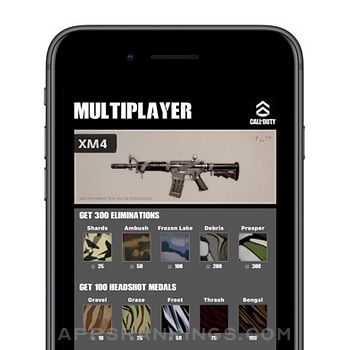 Camo Tracker iphone images