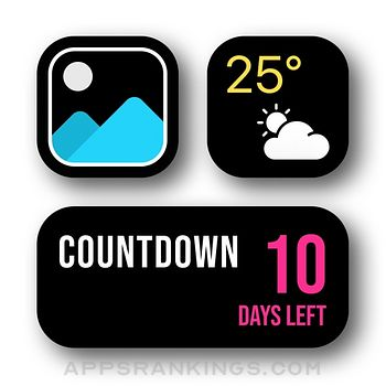 Widget   Countdown & photo app reviews and download