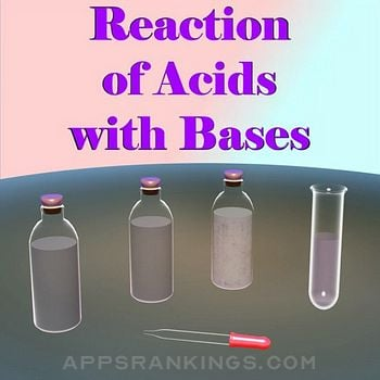 Reaction of Acids with Bases app overview, reviews and download