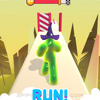 Blob Runner 3D Ipad Images