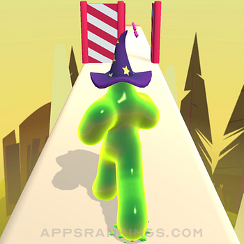 Blob Runner 3D iphone images