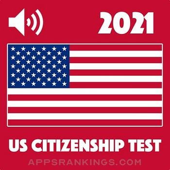 U.S. Citizenship Test 2021 app reviews and download