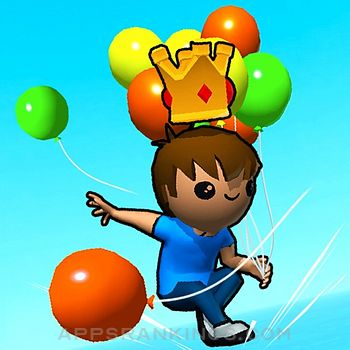Balloons Run app reviews and download