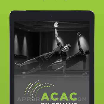 ACAC On Demand Ipad Images