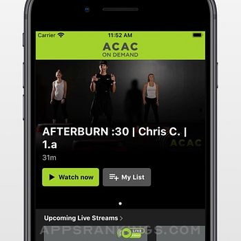 ACAC On Demand iphone images