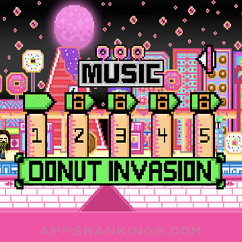 Earl The Kid - Donut Invasion Ipad Images