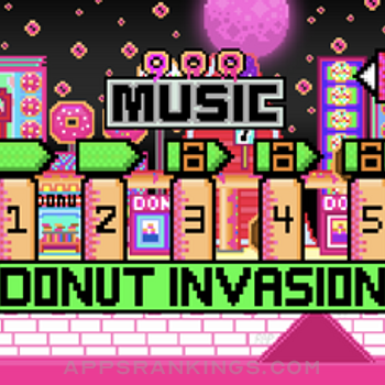 Earl The Kid - Donut Invasion iphone images