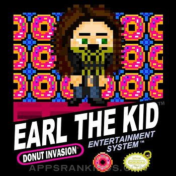 Earl The Kid - Donut Invasion app description and overview