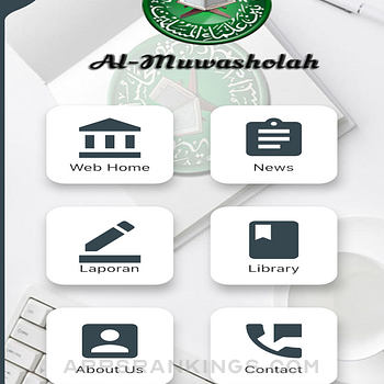 Al Muwasholah Apps Ipad Images