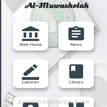 Al Muwasholah Apps iphone images
