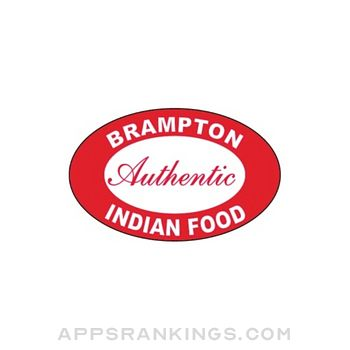 Brampton Authentic Indian Food app overview, reviews and download