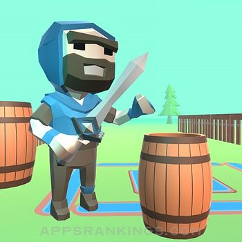 Axe Master 3D! app overview, reviews and download