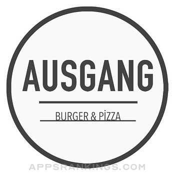 Ausgang Burger Pizza app overview, reviews and download