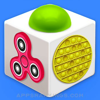 AntiStress Calming Games kit app overview, reviews and download