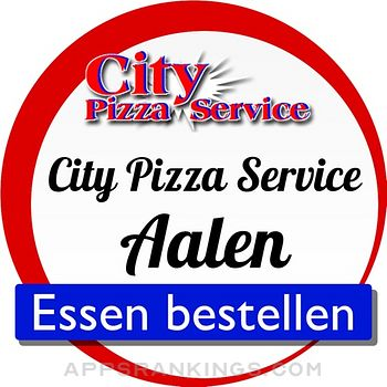 City Pizza Service Aalen app overview, reviews and download