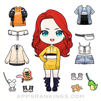 Anna Doll - Dress Up Game app overview, reviews and download