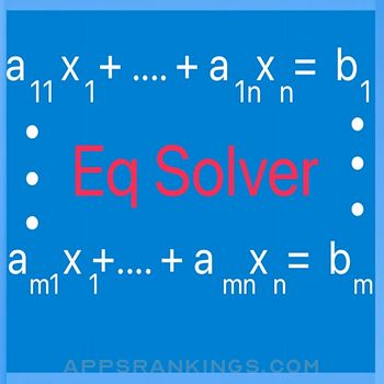 EqSolver Basic Calculator app overview, reviews and download