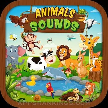 Animal Sound for learning app overview, reviews and download