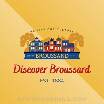 Discover Broussard app overview, reviews and download