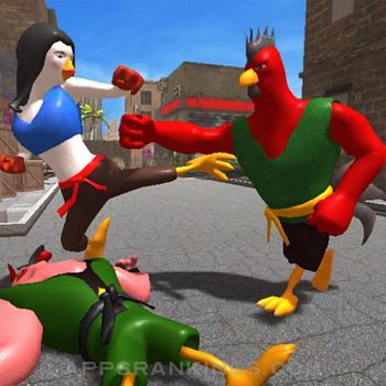 Angry Rooster Kung Fu Fighting app overview, reviews and download