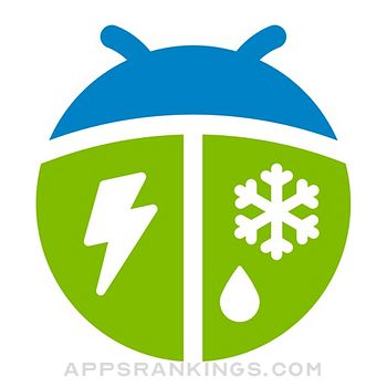 WeatherBug – Weather Forecast app reviews and download