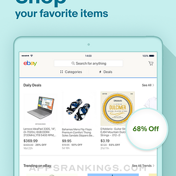 eBay Shopping: Buy, sell, save Ipad Images