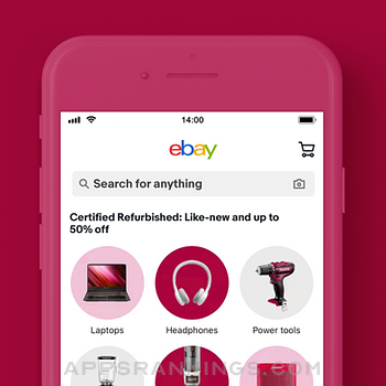 eBay Shopping: Buy, sell, save iphone images