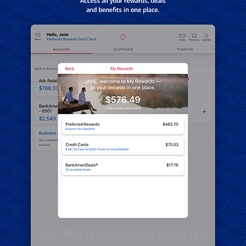 Bank of America Mobile Banking Ipad Images