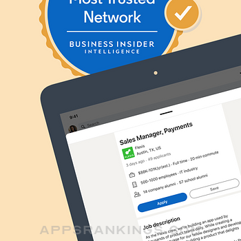 LinkedIn: Network & Job Finder Ipad Images