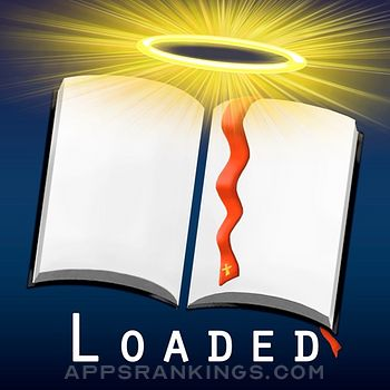 Touch Bible Loaded: Study App app reviews and download
