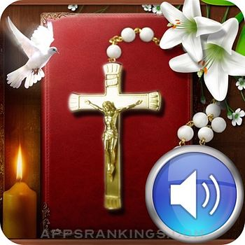 Holy Rosary Audio app reviews and download