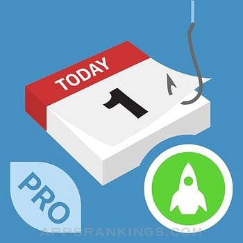 Fishing Calendar Pro app reviews and download