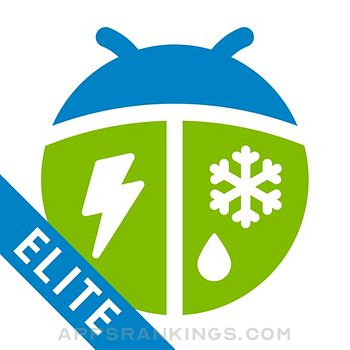 WeatherBug Elite app reviews and download