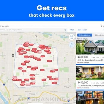 Zillow Real Estate & Rentals Ipad Images
