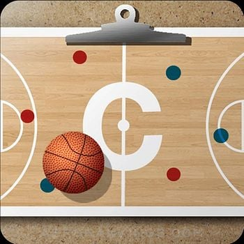 Basketball coach's clipboard app reviews and download