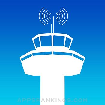 LiveATC Air Radio app overview, reviews and download