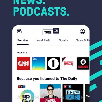 TuneIn Pro - Radio & Sports iphone images